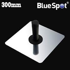 """12"""" Plasterers Aluminium Hawk Plastering 300mm Board Plasterer Wall Plaster Tool"""
