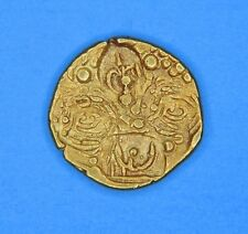 Rare India Mysore Gold Pagoda Coin (1761-82) Vijayanagar Empire