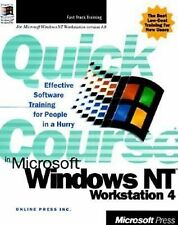 Quick Course in Microsoft Windows NT 4 Workstation