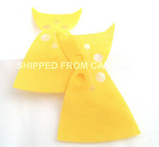 2pcs YELLOW VAMPIRE cape Custom clothing cloak accessory for Lego minifigs