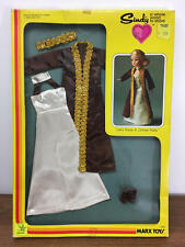 """VINTAGE MARX SINDY OUTFIT """"LET'S HAVE A DINNER PARTY"""" NRFB"""