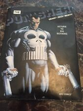 The Punisher Return To Big Nothing Mike Zeck