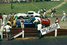 MARK DONOHUE SUNOCO JAVELIN AMX FRONT ROW MID OHIO 1970