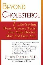 Beyond Cholesterol: 7 Life-Saving Heart Disease Tests That Your Doctor-ExLibrary