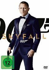 Skyfall (2013) DVD mit Daniel Craig als James Bond 007