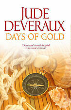 Jude Deveraux Days of Gold Very Good Book