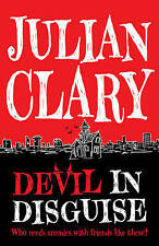 CLARY,JULIAN-DEVIL IN DISGUISE BOOK NEW