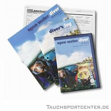 PADI Open Water Diver OWD DVD-Kit Dive Computer Vers. (Crewpack Ultimate) German