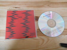 CD Indie bionda Redhead-Dripping (1) canzone PROMO COBALTO LABEL