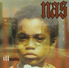 NAS - ILLMATIC (explicit)  (LP Vinyl) sealed
