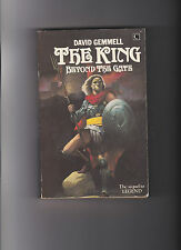 DAVID GEMMELL. THE KING BEYOND THE GATE.IST UKED.TRADEPAPER EDITION NICE COPY!