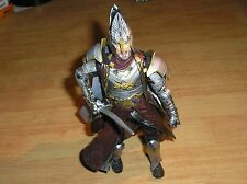 "The Lord of the Rings King Elendil 7"" figure - rare - FAST POST"
