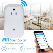 WiFi Wireless Remote Control Smart Power Socket Outlet for Smartphone US Plug