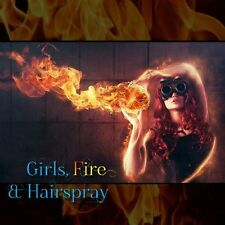 Girls, Fire & Hairspray Sleaze Rock CD Collection (DR027) June 2013