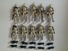 Star Wars Action Figure Clone Trooper Army Builder Lot