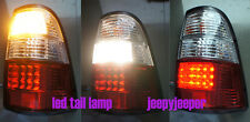 E4 GENUINE DEPO LED TAIL LIGHT LAMP HOLDEN RODEO 1998-2003 ISUZU TF TFR DRAGON
