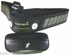 Garmin HRM-Run Heart Rate Monitor Soft Strap for Fr 35 630 920 Fenix 3 Genuine