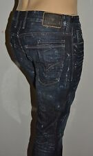 GUESS JEANS New Men's sz 32 GUESS Slim Straight Jeans - Freedom Wash