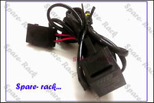 HID XENON WIRING HARNESS FUSE RELAY FOR HID KIT having HI white LOW yellow BEAM