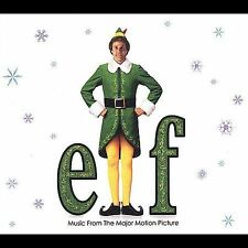 Elf [Orignal Soundtrack] by Original Soundtrack (CD, Nov-2003, New Line Records)