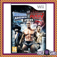 WWE Smackdown vs Raw 2011 (Nintendo Wii) Brand New
