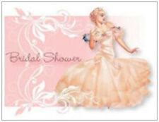 20 Wedding Shower INVITATIONS Post Cards POSTCARDS $AVE