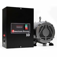 American Rotary Phase Converter AR10 - 10HP 1 to 3 Three PH Heavy Duty HD CNC