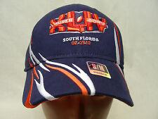 SUPER BOWL XLIV - NEW ORLEANS SAINTS - REEBOK PRO FLEX S/M SIZE BALL CAP HAT!