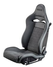 SPARCO STREET SPX SEATS. CARBON FIBER/ LEATHER/ ALCANTARA (RIGHT SIDE)