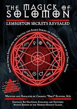 Magick of Solomon: Lemegeton Secrets Revealed - CONJURING, HYPNOSIS DVD!