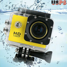 Mini 1080P Full HD DV Sports Camera Outdoor Action Camera Camcorder Waterproof