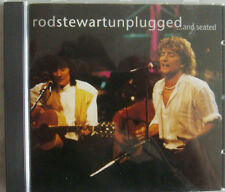CD ROD STEWART: ROD STEWART UNPLUGGED ... and seated CD