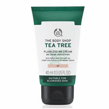 The BODY SHOP Tea Tree Flawless BB Cream 01 Light (40ml/1.3oz) NEW PACKAGING