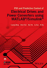 PID and Predictive Control of Electrical Drives and Power Converters using MATLA