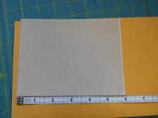 """1 pc 0.50mm thin 6""""x4.5"""" sticky back closed cell foam in lt. tan. Free Shipping"""