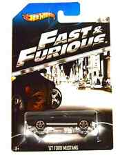 Hot Wheels y2126 1967 Ford Mustang Verde Fast & Furious Tokyo Drift