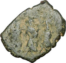 Heraclius, Constantine & Empress Martina Rare Ancient Byzantine Coin  i24136