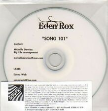 (AC288) Eden Rox, Song 101 - DJ CD