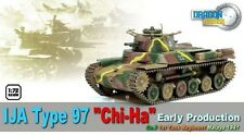 "Dragon 60429 1/72 WWII Japanese Type 77 ""Chi Ha"" Early Production Tank"