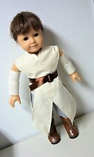 "Handmade Doll Clothes Star Wars Rey Costume fits 18"" American Girl Dolls"