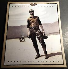 HARLEY-DAVIDSON MOTORCYCLE 1994 MOTOR CLOTHES ACCESSORIES BROCHURE 76 PG (647)
