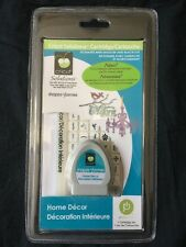 NEW!! HTF Rare CRICUT Home Decor Cartridge FREE SHIPPING