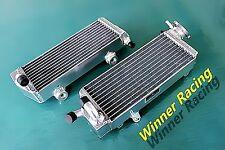 aluminum alloy radiator KTM 125/150/200/250/300 SX/EXC 2008-2011 2009 2010 L&R