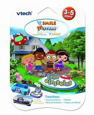 VTech Disney V Smile Motion Disney Little Einsteins game Kids Children Brand New