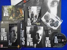 ps3 LAST OF US The Limited ELLIE EDITION Action Survival Game Playstation PAL