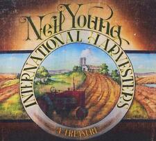 NEIL YOUNG International Harvesters A TREASURE CD Album 2011 im Digipack