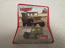 Disney Pixar Cars SARGE Desert Series 1st Edition 2005