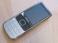 <<<< Nokia 6700 Classic en cromo/como nuevo incl. datenk. + sin bloqueo SIM >>>>