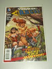 FOREVER EVIL ARGUS #4 DC COMICS NEW 52 NM (9.4)