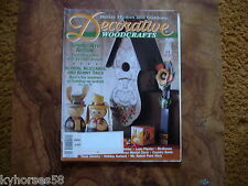 Better Homes And Gardens Decorative Woodcrafts Magazine April 1993